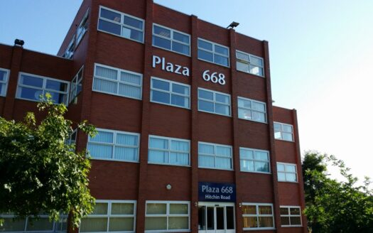 Plaza 668 Office Suite