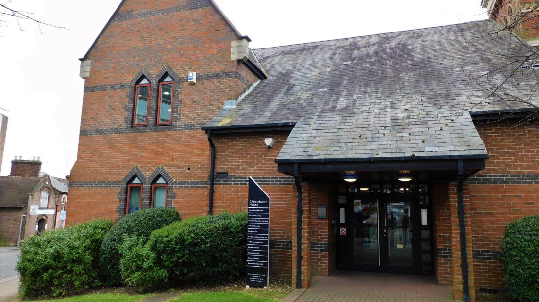 Christchurch House (External Entrance 2)