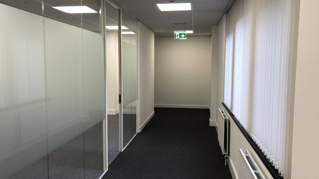 Christchurch House, Upper George Street, Luton, LU1 2RD (Ground floor corridor)