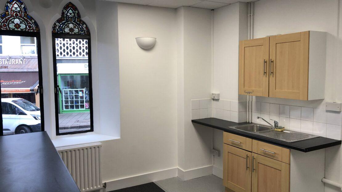 Christchurch House, Upper George Street, Luton, LU1 2RD (Ground floor kitchen)