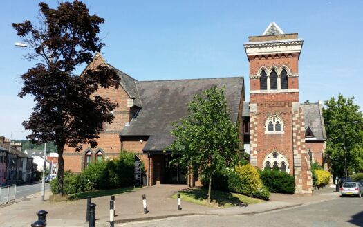 Christchurch House external