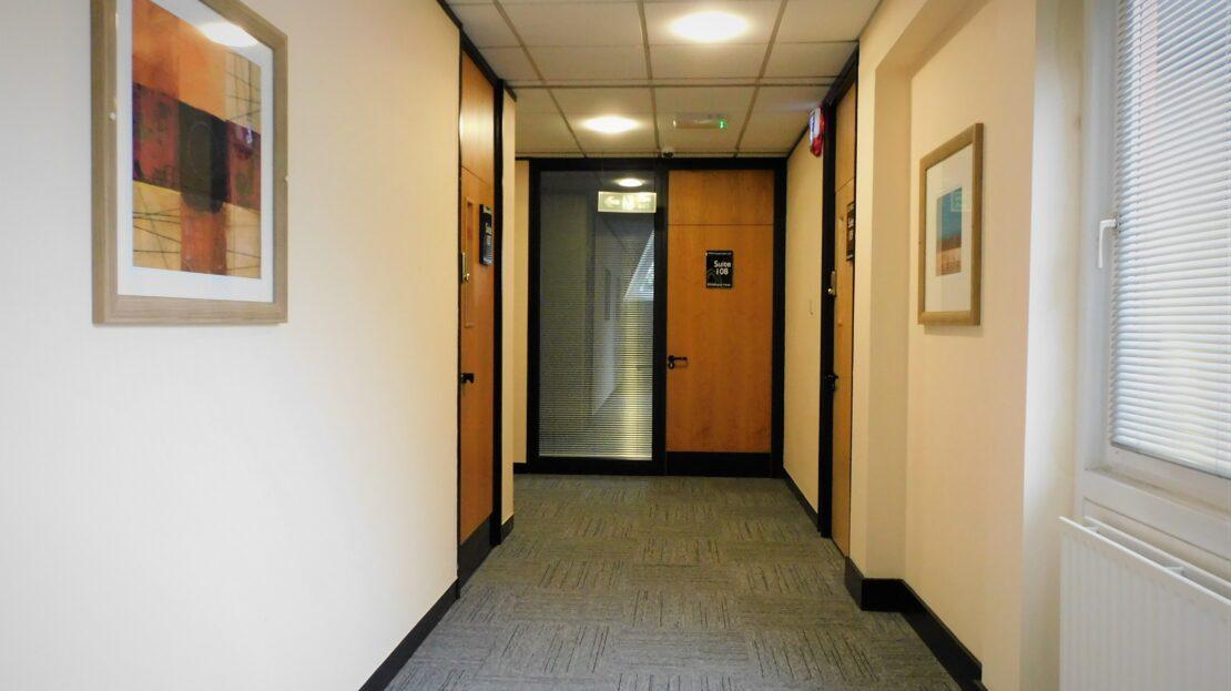 Christchurch House, Upper George Street, Luton, LU1 2RD (Corridor)