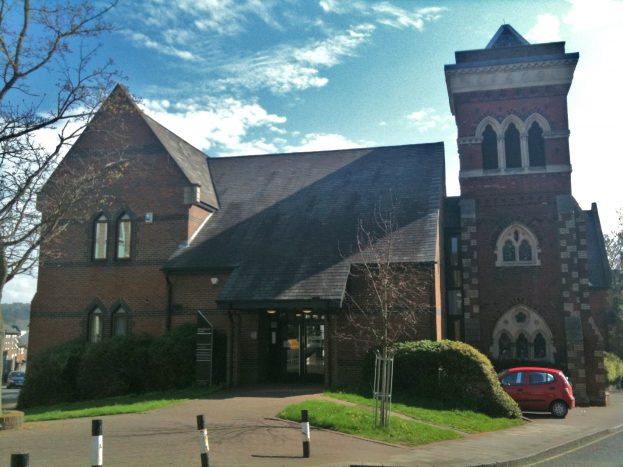 Christchurch House, Upper George Street, Luton, LU1 2RD (front)
