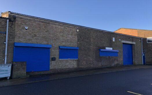 Kingsway Industrial Estate, Unit K, Kingsway, LU1 1LP