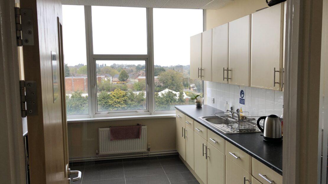 Jansel House, Hitchin Road, Luton LU2 7XH (4th floor kitchen)
