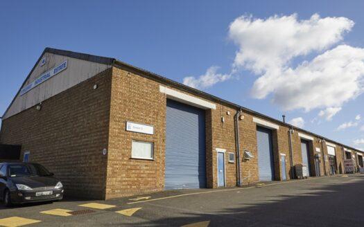 Kingsway Industrial Estate, Kingsway. LU1