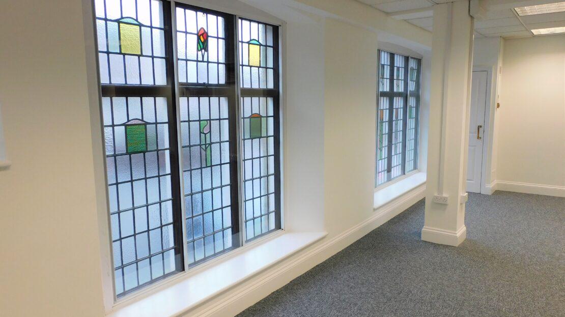 Spires Suite 4 - (Glazing)